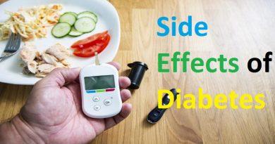 Side Effects of Diabetes